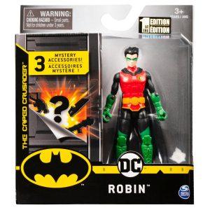ฟิกเกอร์ BATMAN 4 FIGURES FULL ASST : ROBIN