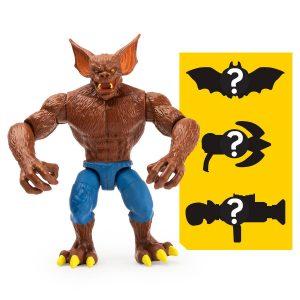 ฟิกเกอร์ BATMAN 4 FIGURES FULL ASST : MAN-BAT
