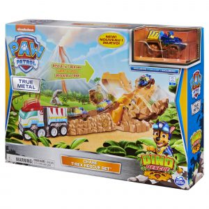 Paw Patrol Dino True Metal Trackset
