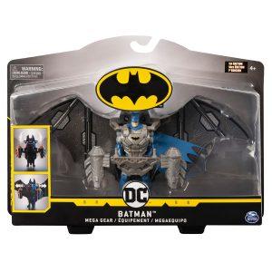 ฟิกเกอร์ เพลย์เซ็ต BATMAN 4 FIGURES MEGA GEAR ASST : BATMAN
