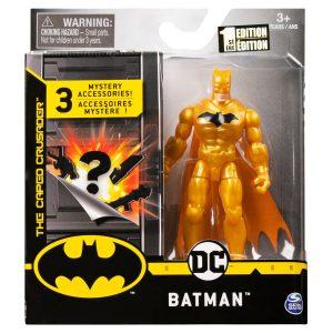 ฟิกเกอร์ BATMAN 4 FIGURES FULL ASST : BATMAN