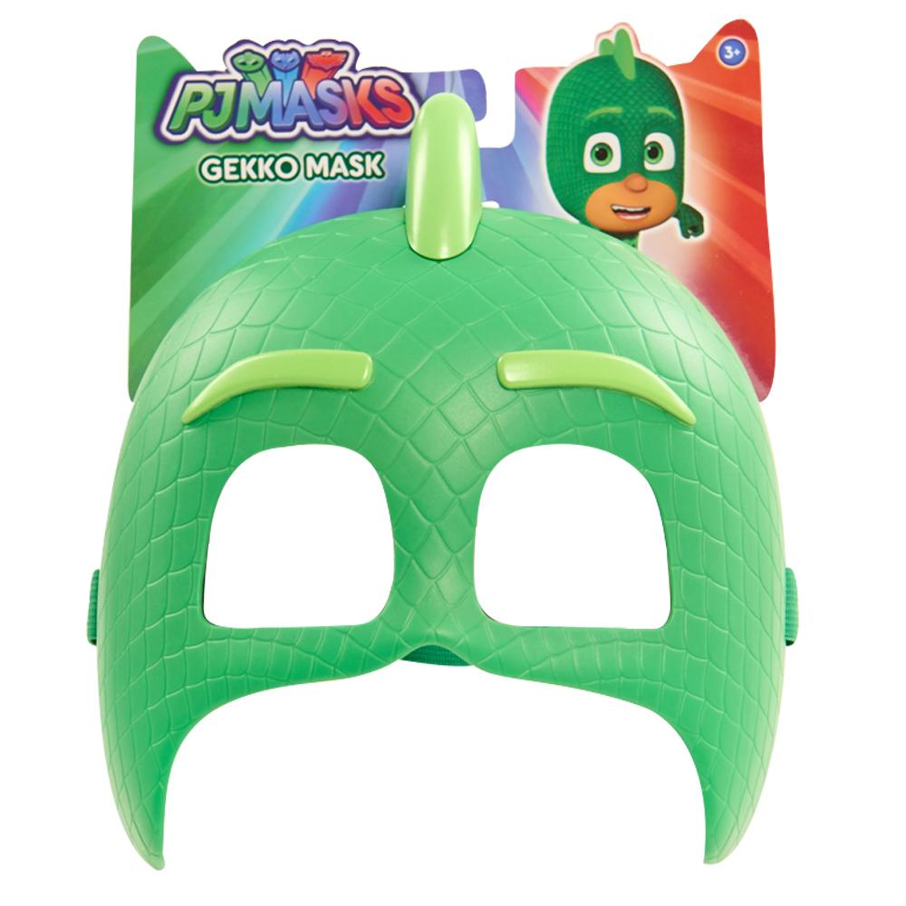 24590- PJ Masks Character Mask Assortment- In Package- Gekko