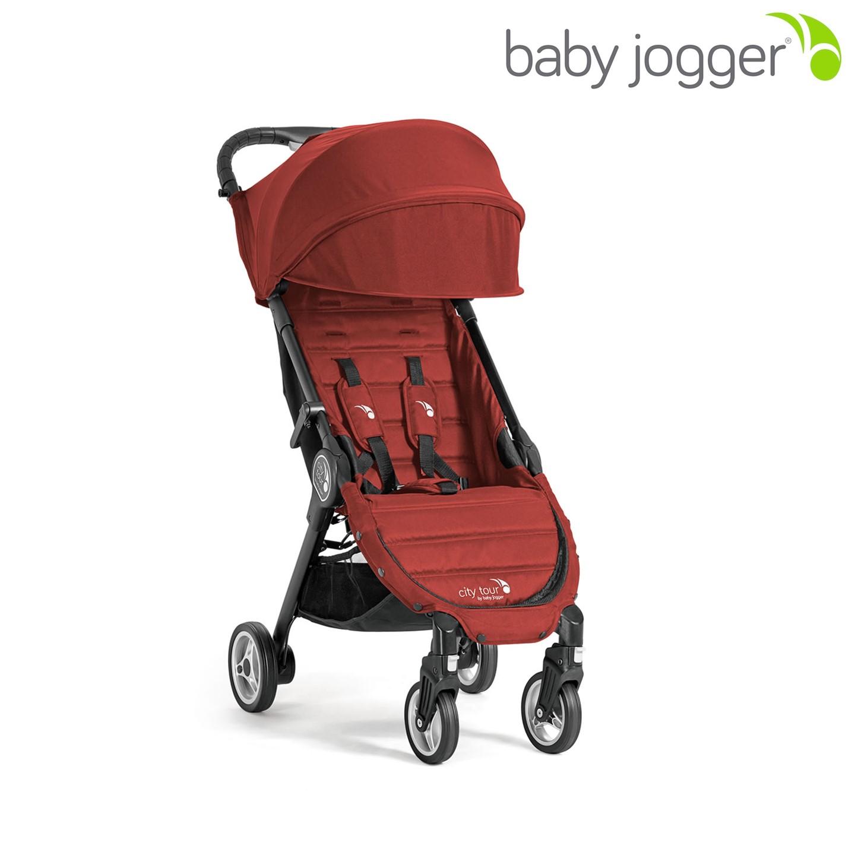 BJ420198015100 Baby Jogger City Tour Stroller-Garnet