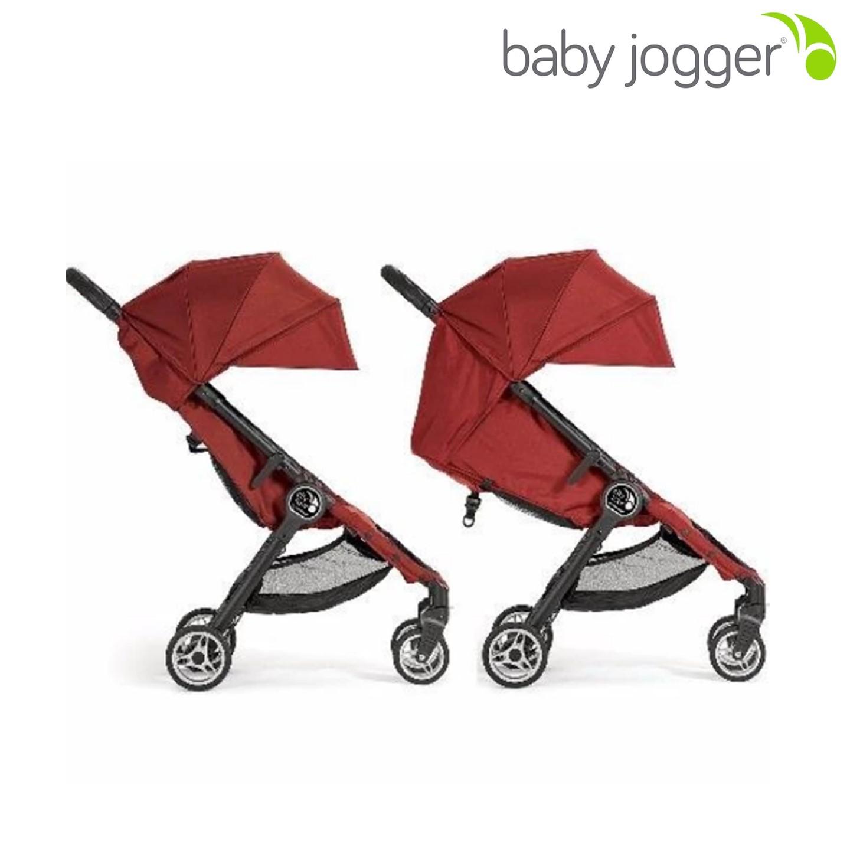 BJ420198015100 Baby Jogger City Tour Stroller-Garnet (4)