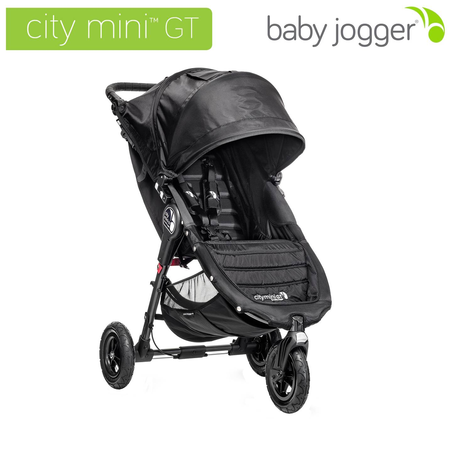 BJ420BJ1541000 Baby Jogger City Mini Gt Black (1)
