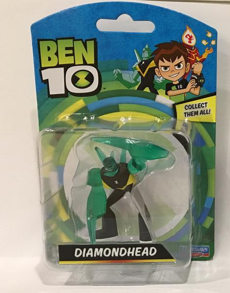 BT120767600000Ben 10 Mini Figures Assorted (5)