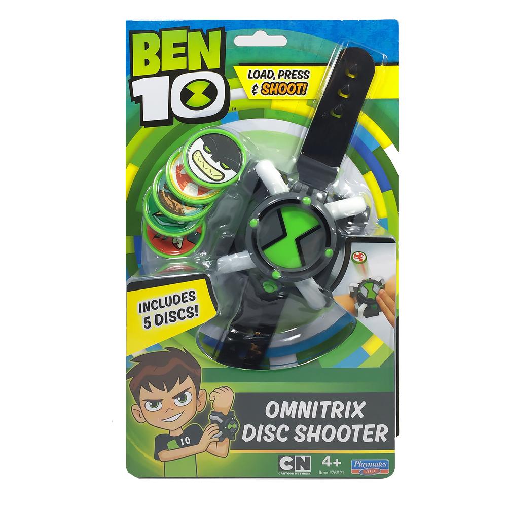 BT120769210000 Ben 10 Omnitrix Disc Shooter (1)