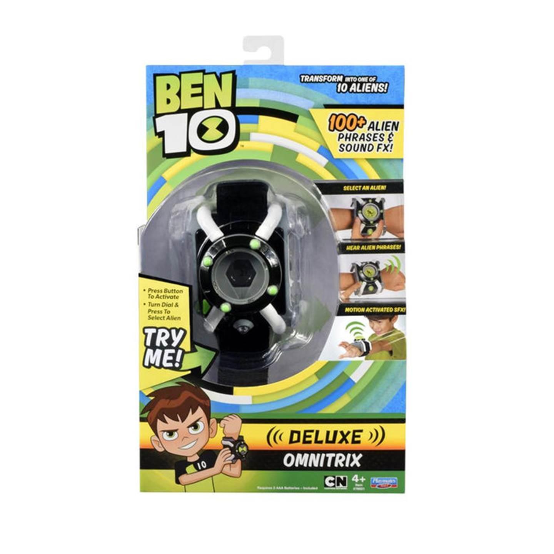 BT120769310000 Ben 10 Cn Deluxe Omnitrix(1)