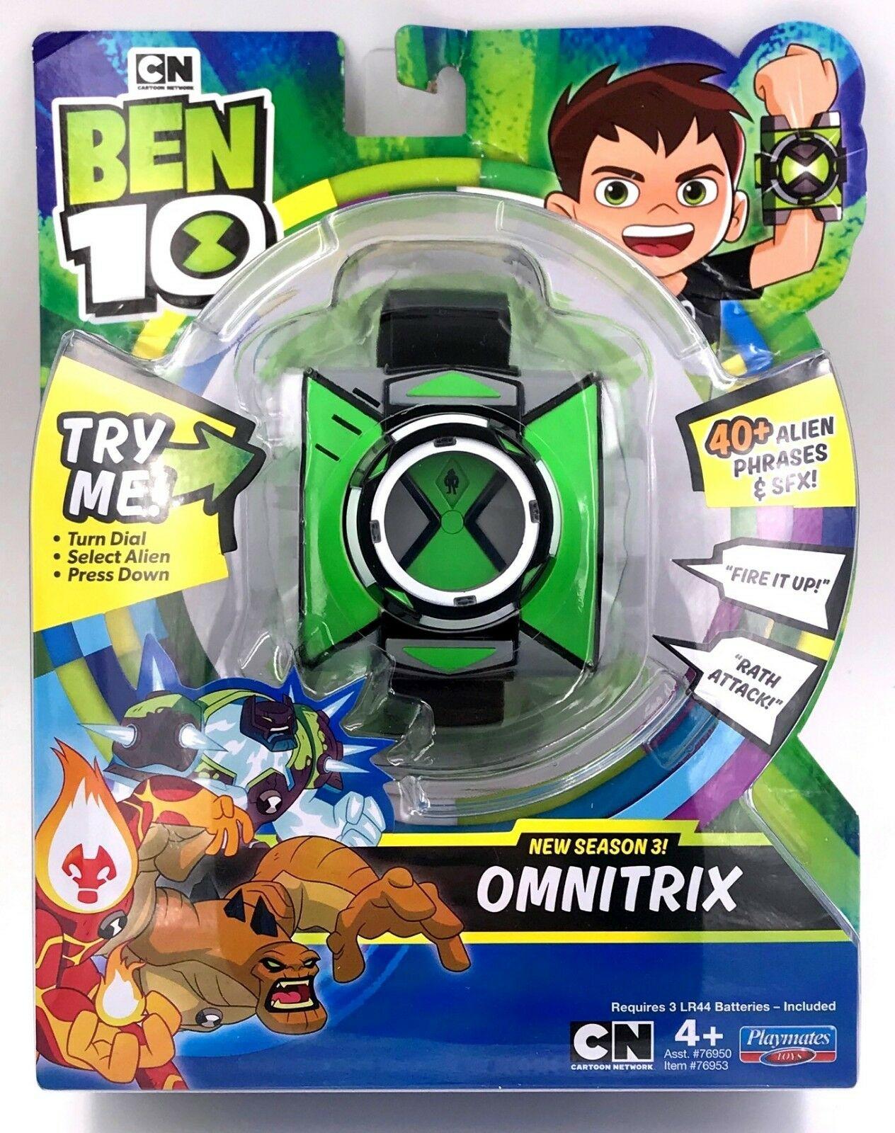 BT120769520000Ben 10 Alien Projection Omnitrix (3)