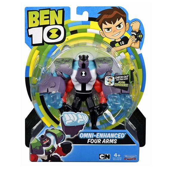 Ben 10 Cn 5 Basic Figure Omni Enhanced - Four Arms