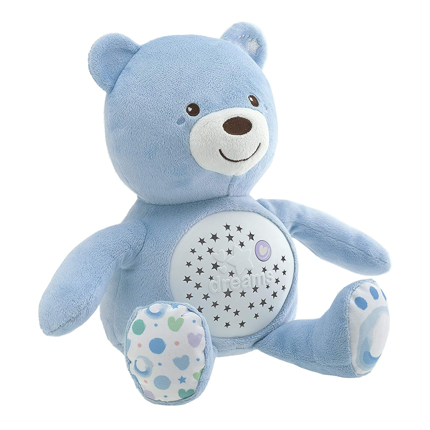 CH110080152000 CHICCO SOFT TOYS BABY BEAR-BLUE (6)