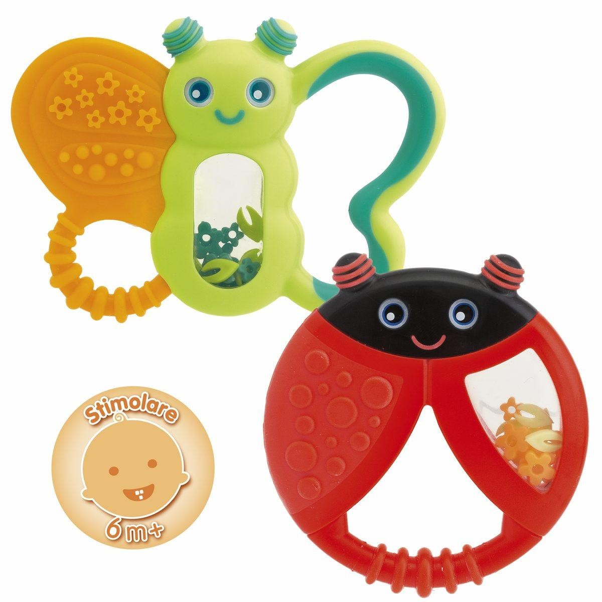 CH210025800000 CHICCO NF FUNNY RELAX TEETHING RING (2)