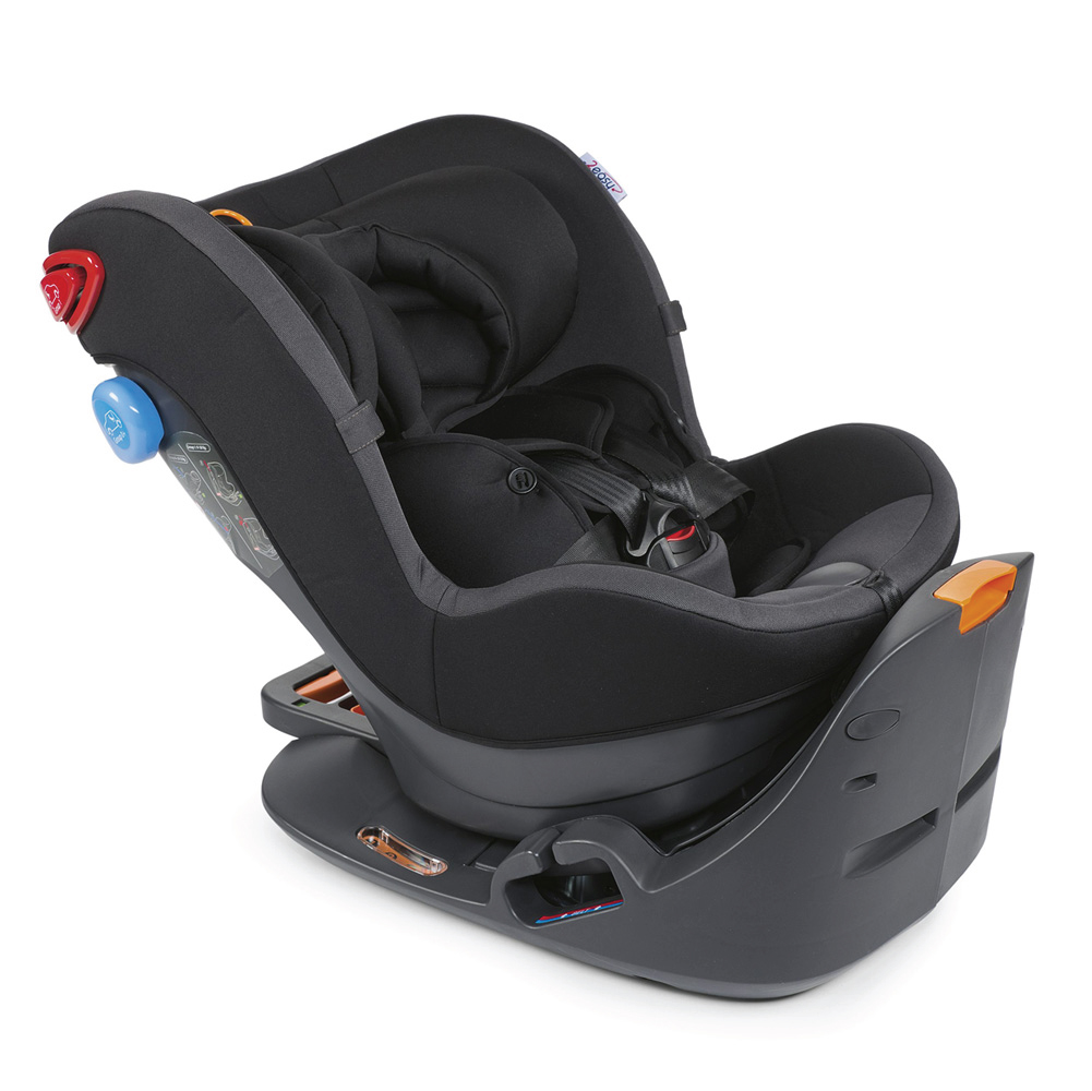 CH430792395100 Chicco 2Easy Baby Car Seat-Jet Black-2