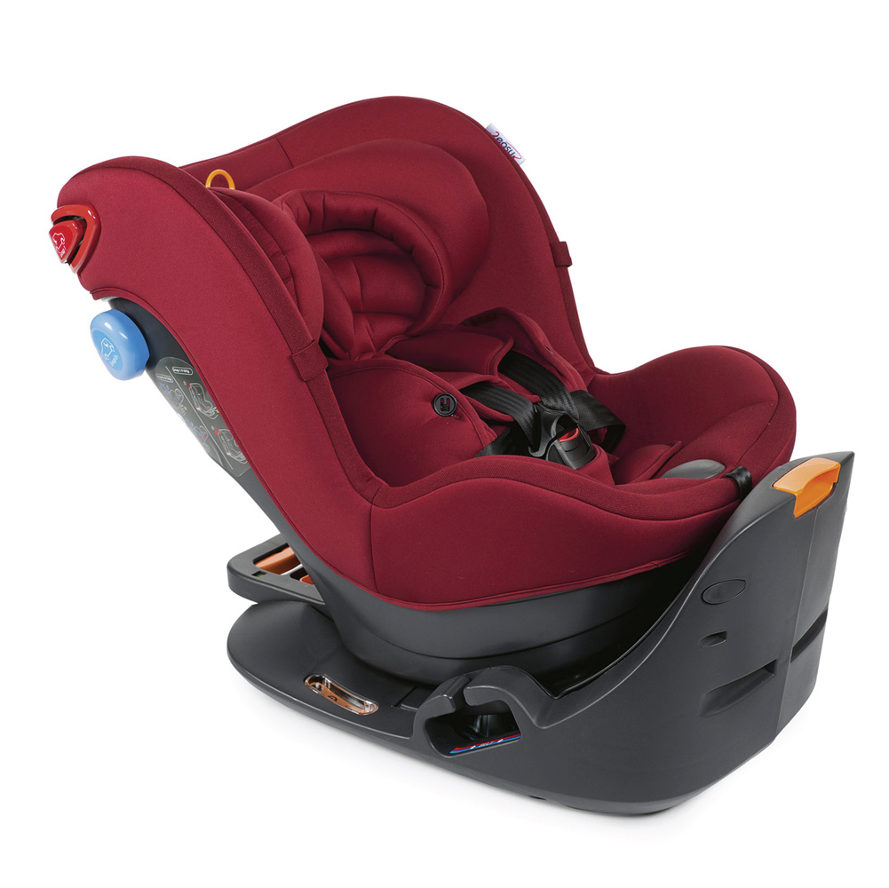 CH430792396400 Chicco 2Easy Baby Car Seat-Red Passion-2