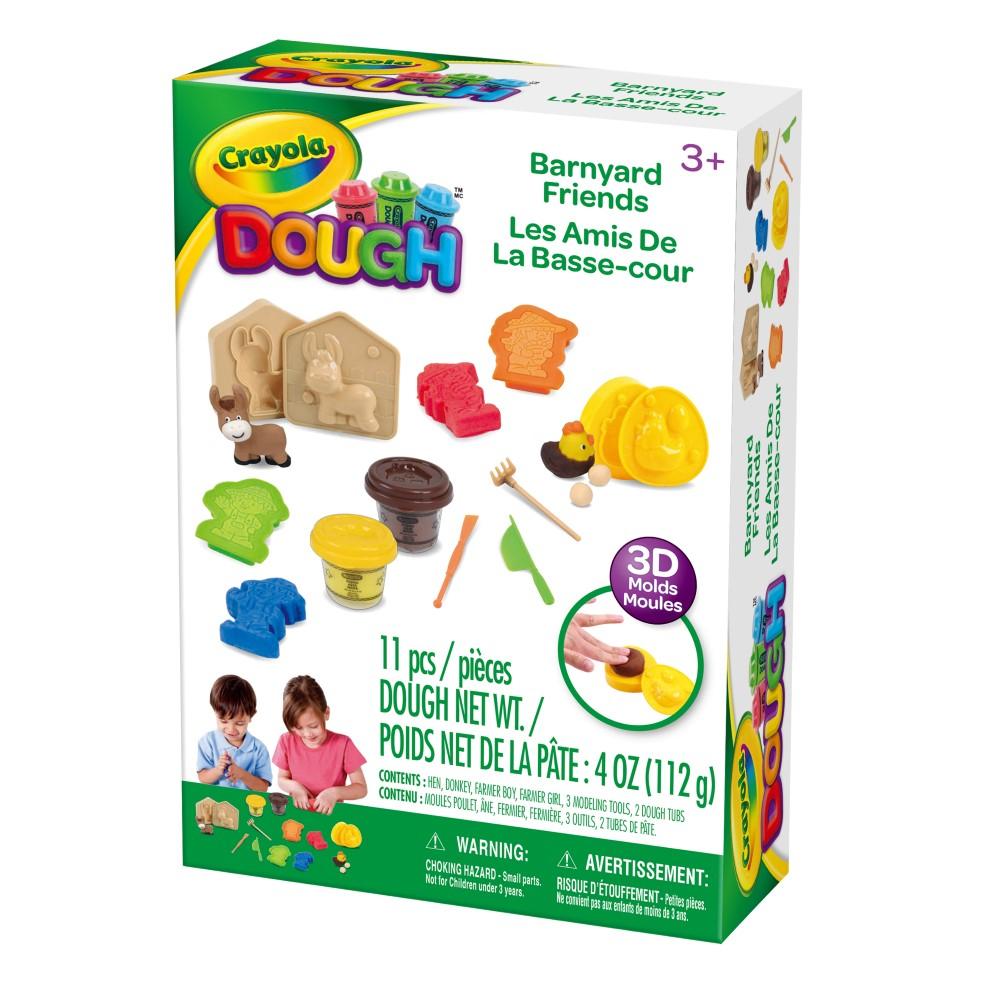 CY120196500000Crayola Dough Playset-Farm Theme(Small)2