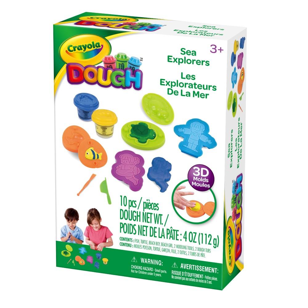 CY120196900000Crayola Dough Playset-Ocean Theme(Small)2