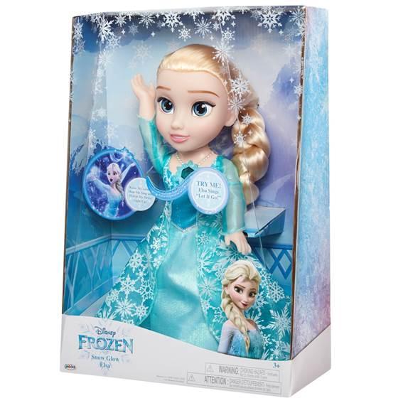 ทำรูปสินค้า DJ120203040000 Disney Frozen Snow Glow Elsa