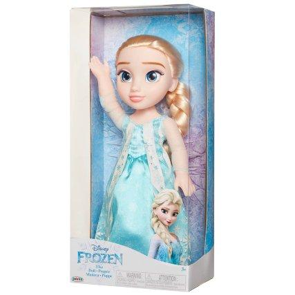 DJ120204350000 Disney Frozen Large Doll Elsa -7