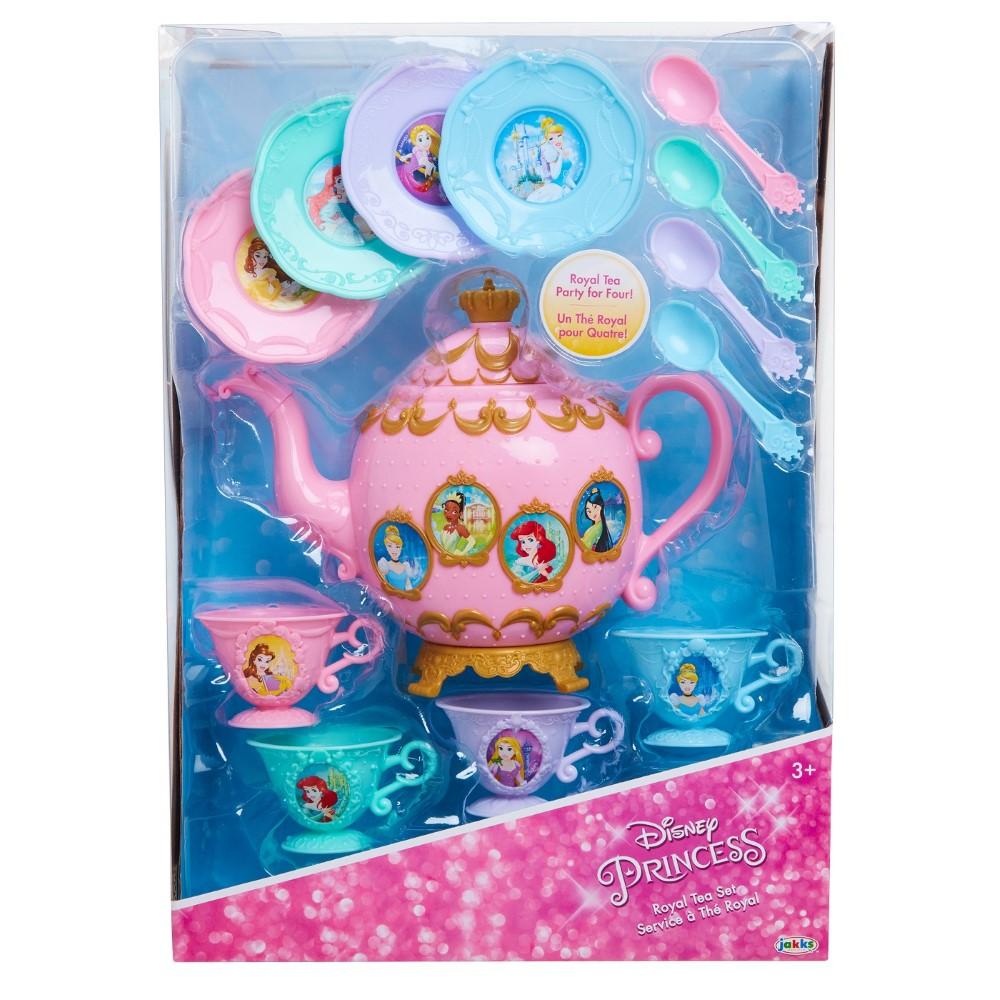 DJ120313960000Disney Princess Royal Tea Set