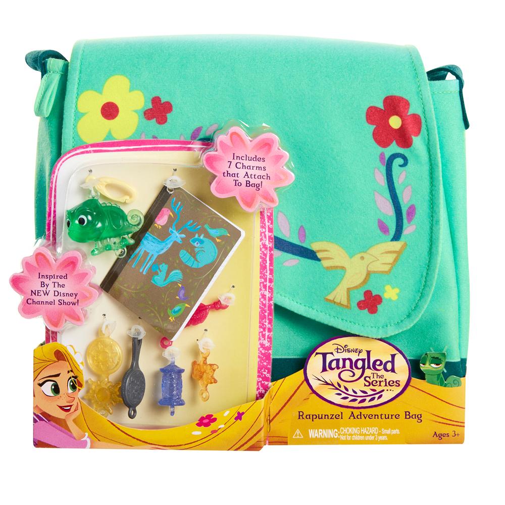 DJ120467840000Disney Tangled Rapunzel Adventure Bag