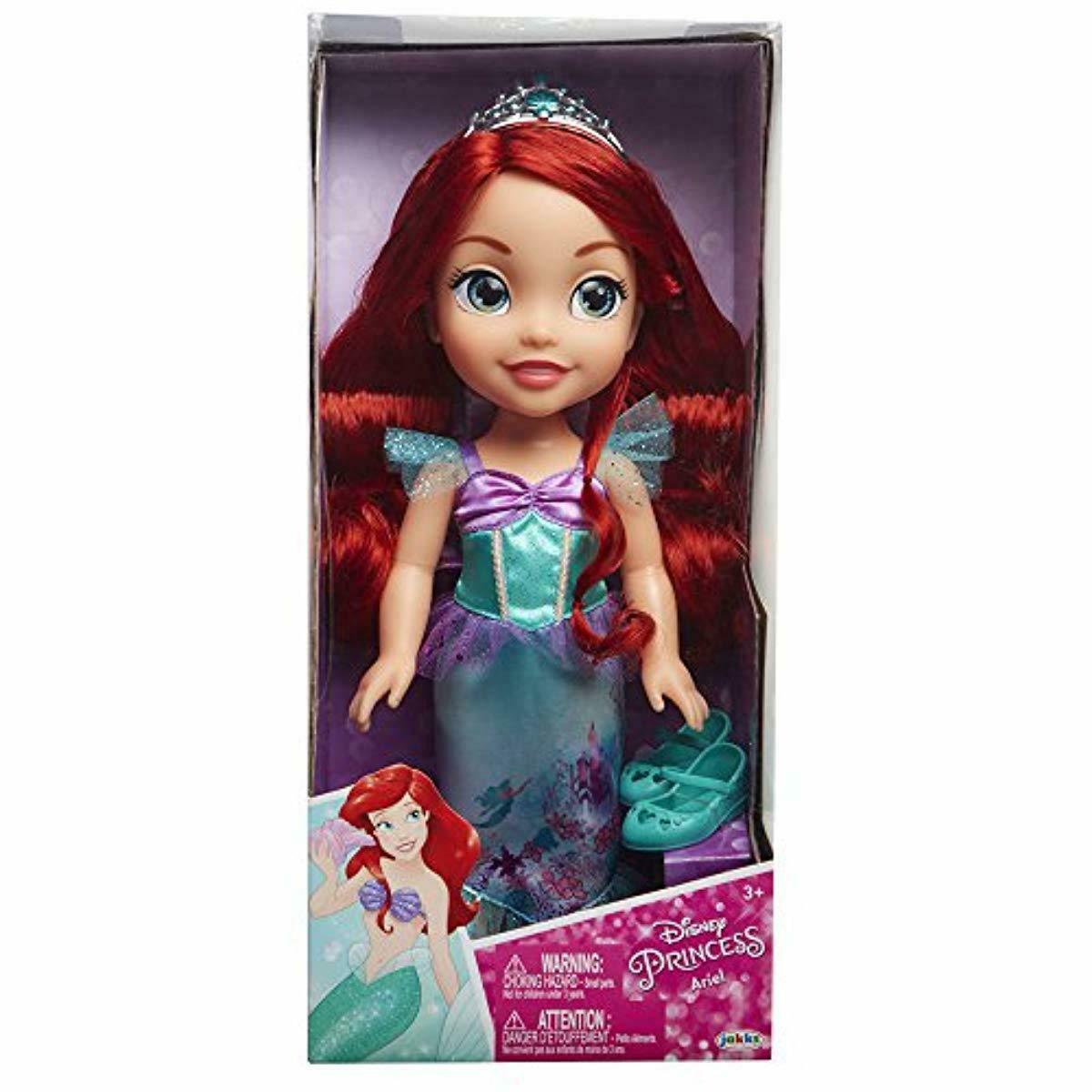 DJ120788460000 Disney Princess Ariel Large Doll