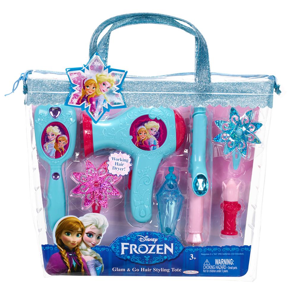 DJ120811760000Disney Frozen Hair Styling Tote