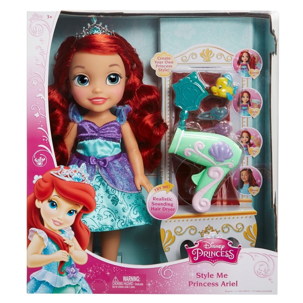 DJ120868200000 Style Me Princess Ariel