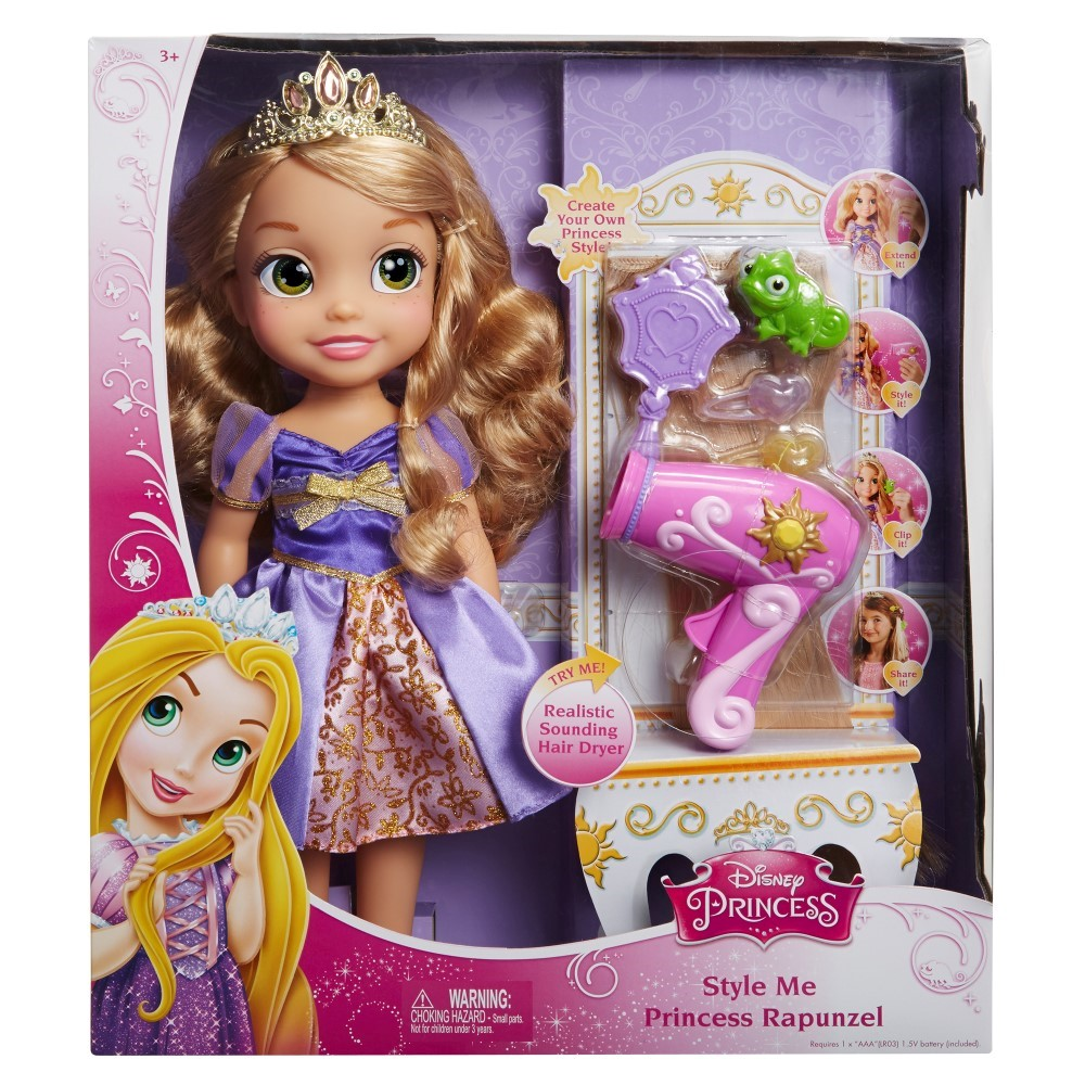 DJ120868210000Style Me Princess Rapunzel