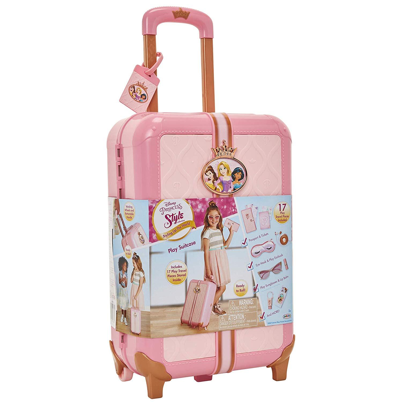 DJ120988720000Disney Princess Style Suitcase Traveler ()