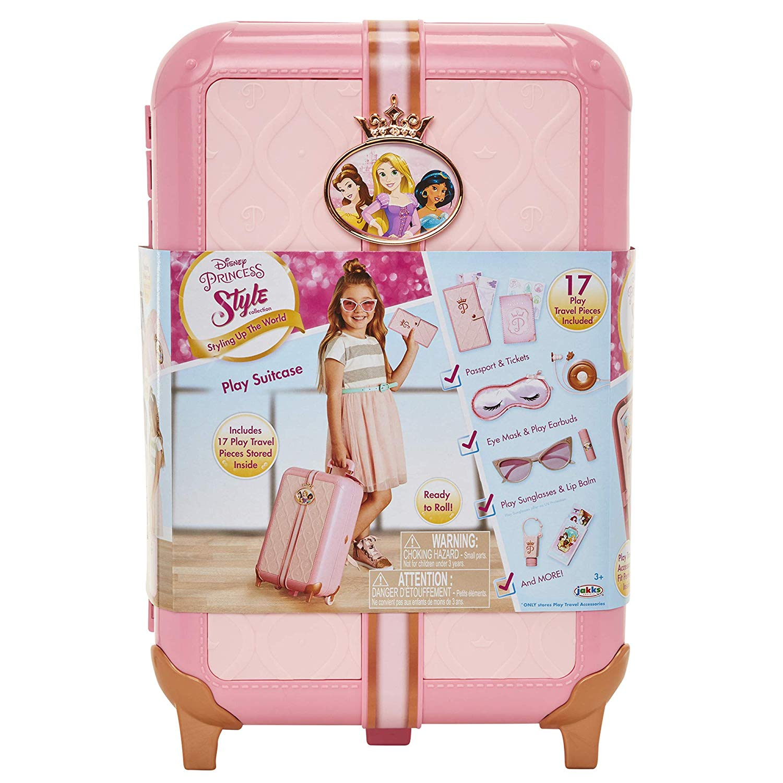 DJ120988720000Disney Princess Style Suitcase Traveler (1)