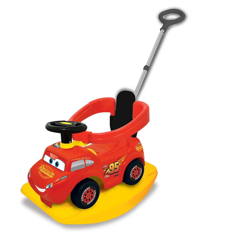 DK110502520000 Disney Car 4-In-1 Mcqueen Activity Racer (1)