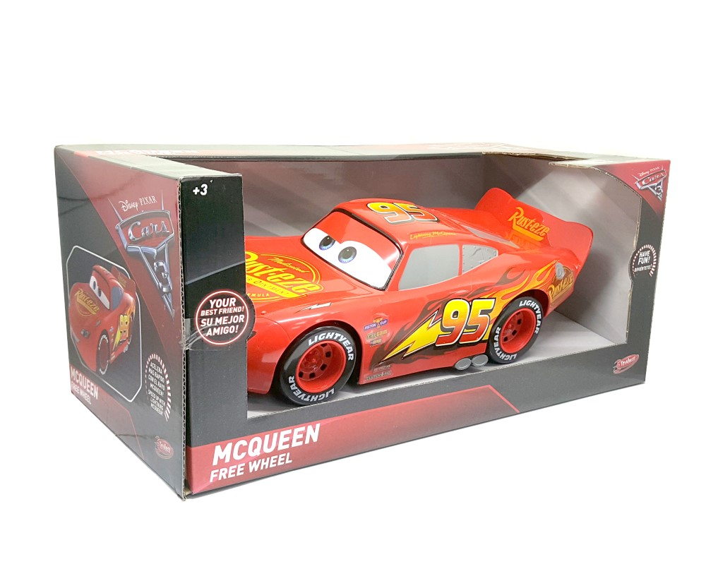 DR120700000000Disney Cars 3 Mcqueen Free Wheel2