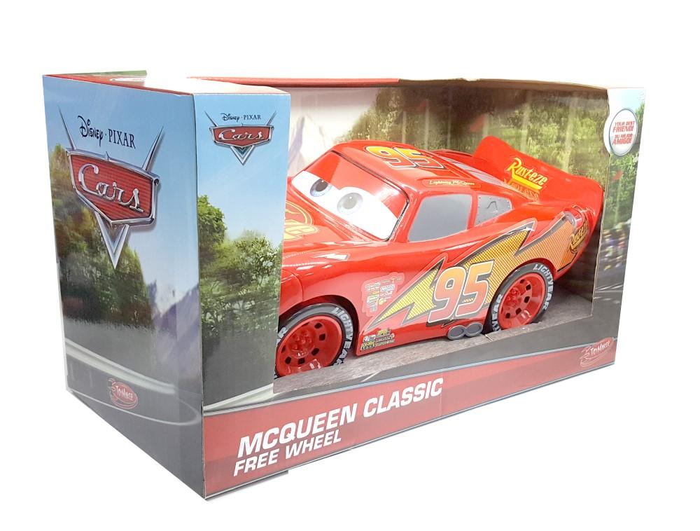 DR120700100000Disney Cars 3 Mcqueen Free Wheel Large