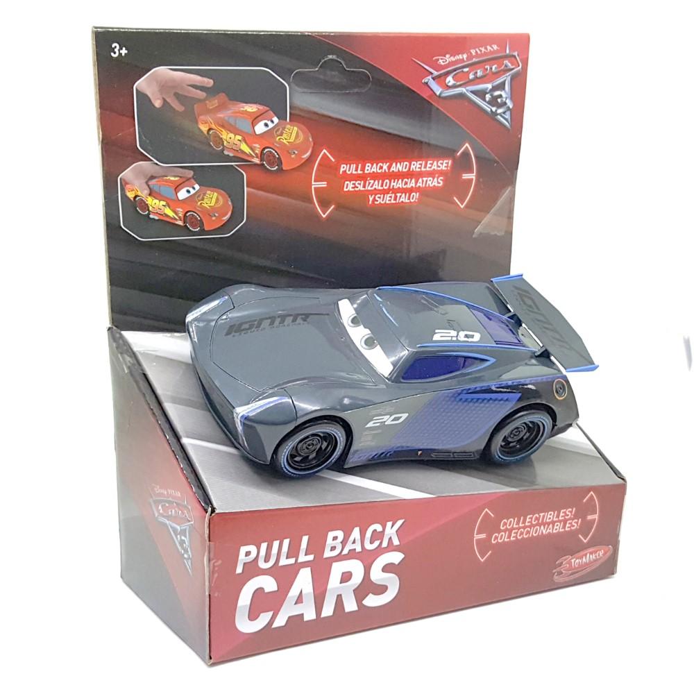 DR120700400000 Disney Cars 3 Free Wheel Cars Assortment10