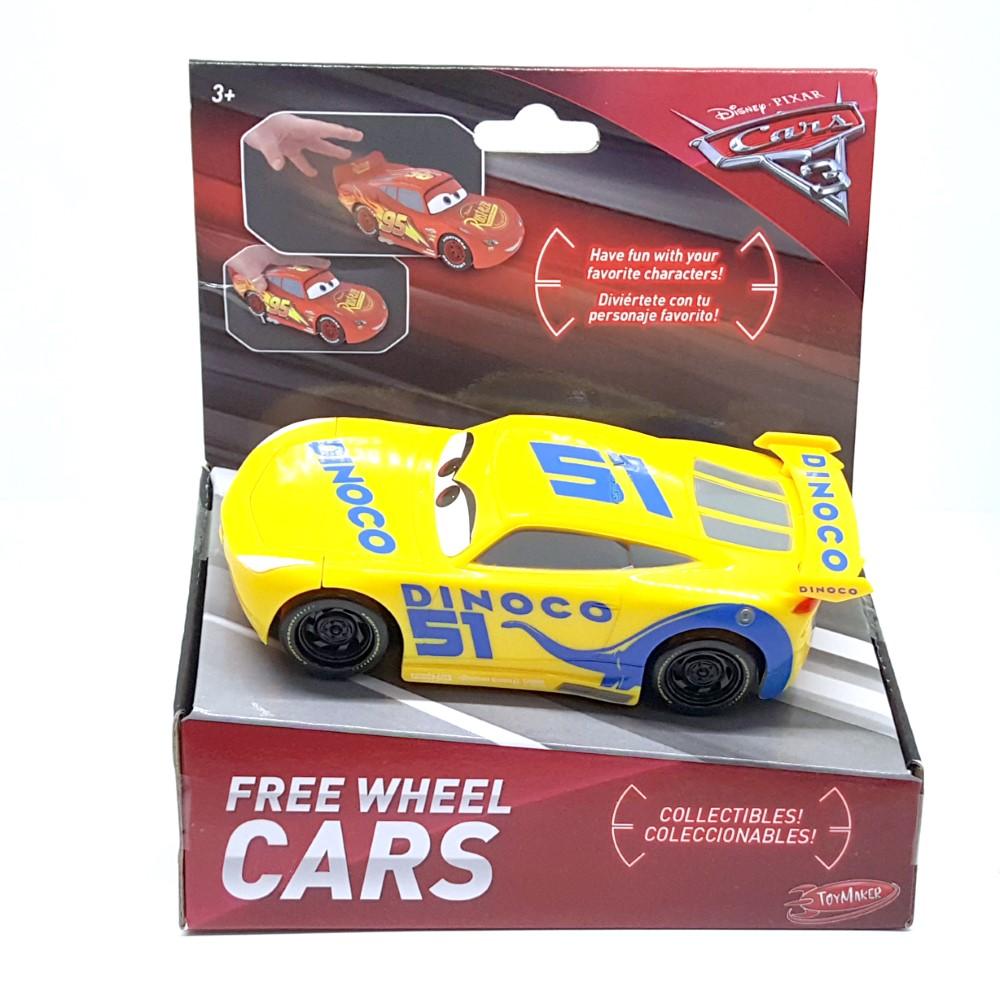 DR120700400000 Disney Cars 3 Free Wheel Cars Assortment2