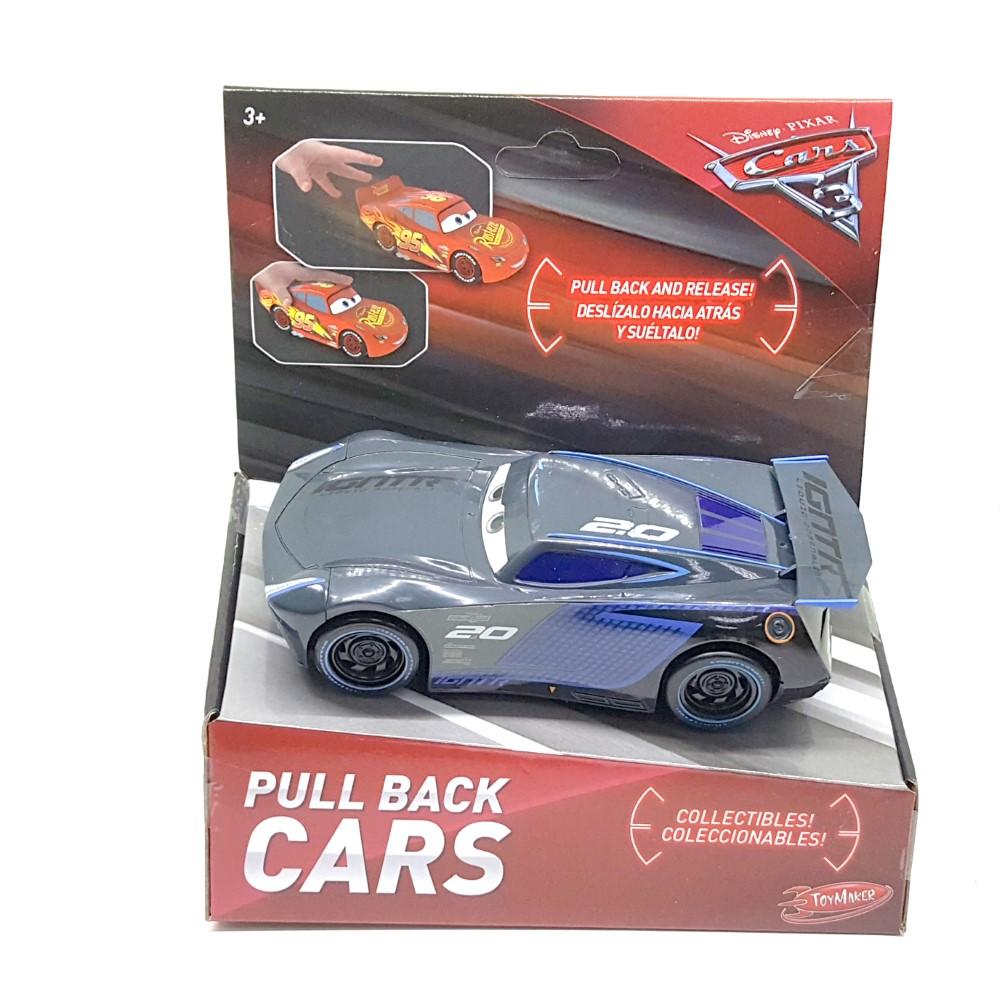 DR120700400000 Disney Cars 3 Free Wheel Cars Assortment4