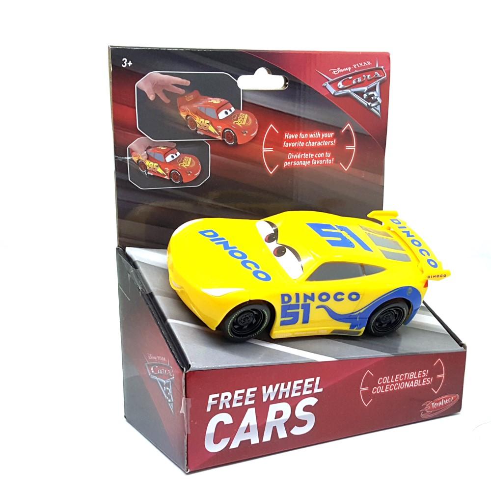 DR120700400000 Disney Cars 3 Free Wheel Cars Assortment6