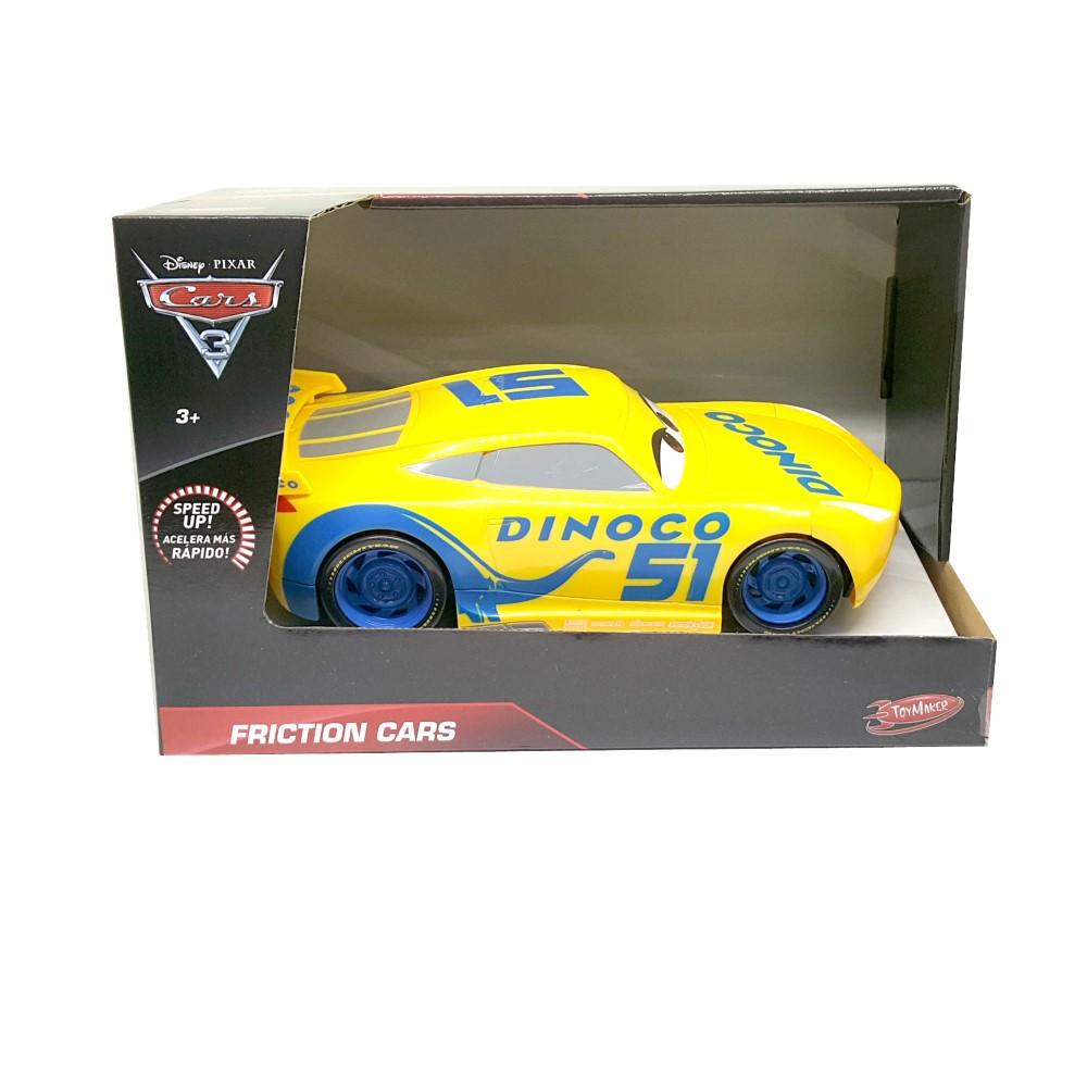 DR120710000000Disney Cars 3 Friction Cars Assortment