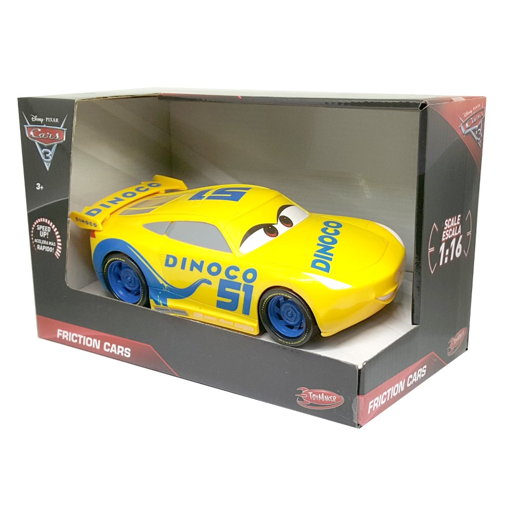 DR120710000000Disney Cars 3 Friction Cars Assortment3