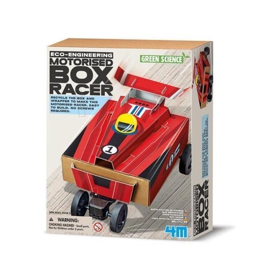 FM120033900000 4M Eco Engineering - Motorised Box Racer(1)