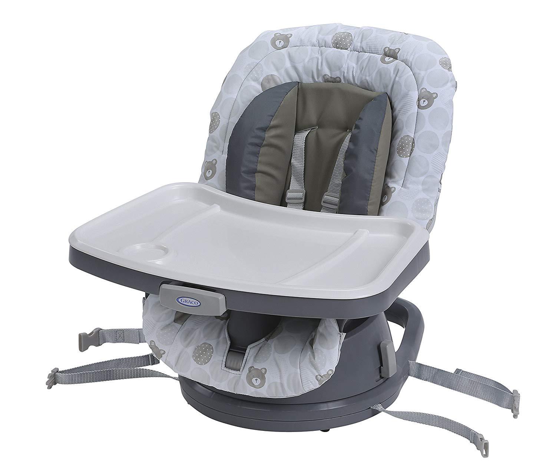 GR4103V01KDK00 GRACO SWIVI SEAT 3 IN 1 BOOSTER- KODIAK