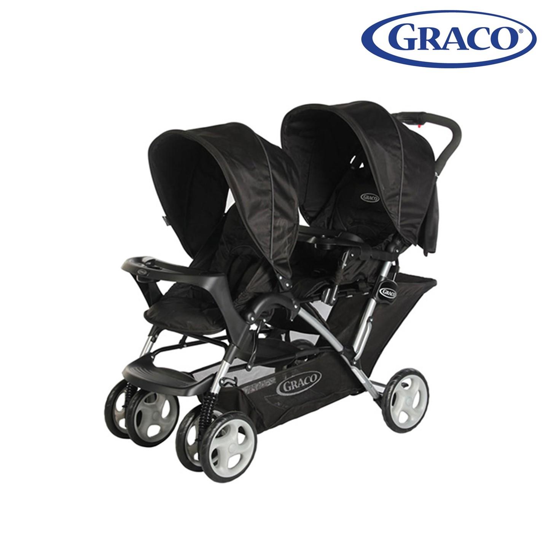 GR4206L92SLXE0 Graco Stadium Duo Stroller Sport Luxe (6)
