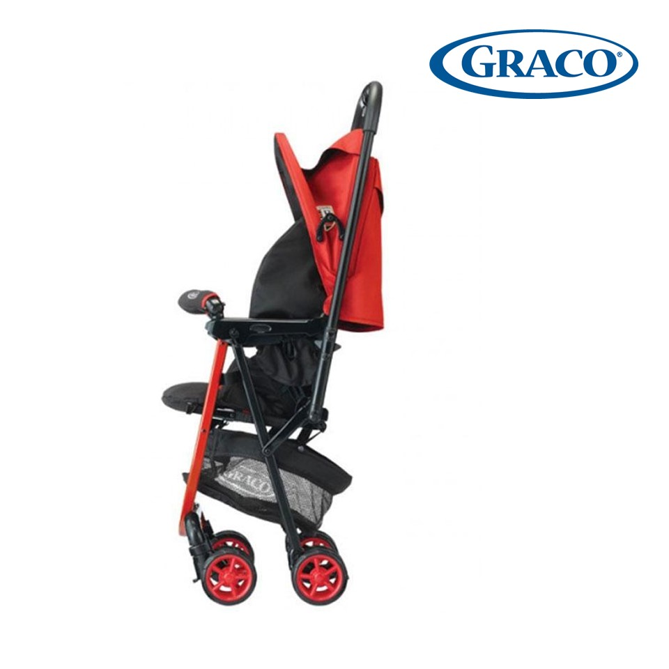 GR4206Y69RDPK0 GRACO CITILITE R STROLLER-RED POPPY (1)