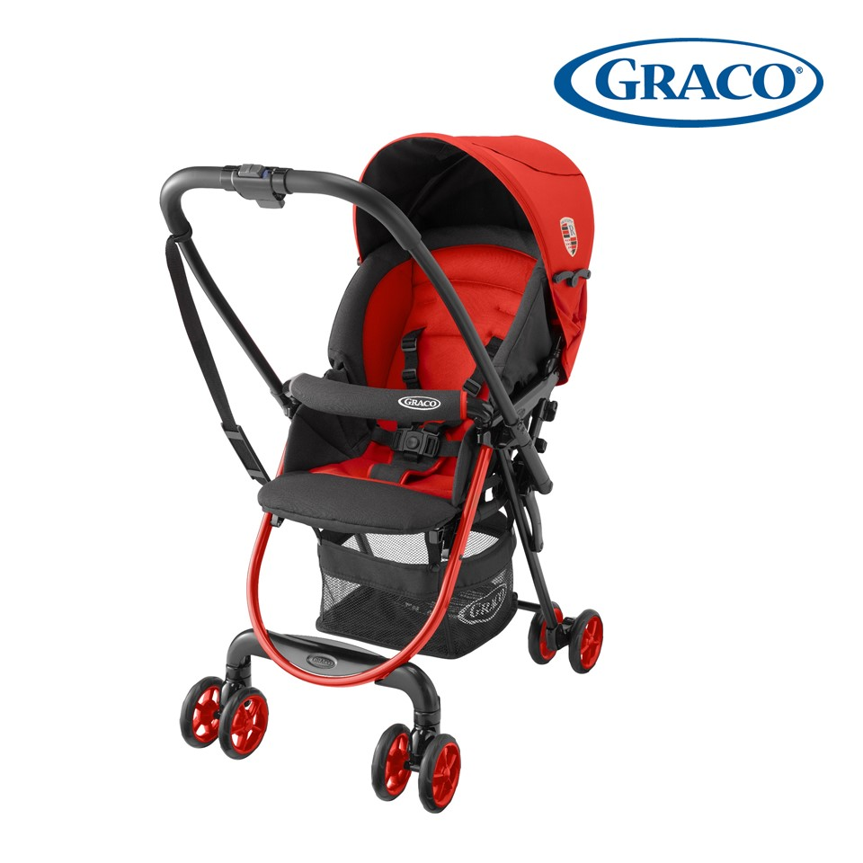 GR4206Y69RDPK0 GRACO CITILITE R STROLLER-RED POPPY (7)