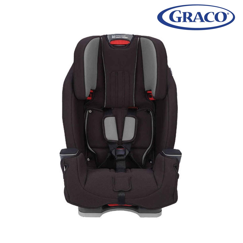 GR4308AE99ALIE Graco Milestone Car Seat - Aluminium (1)