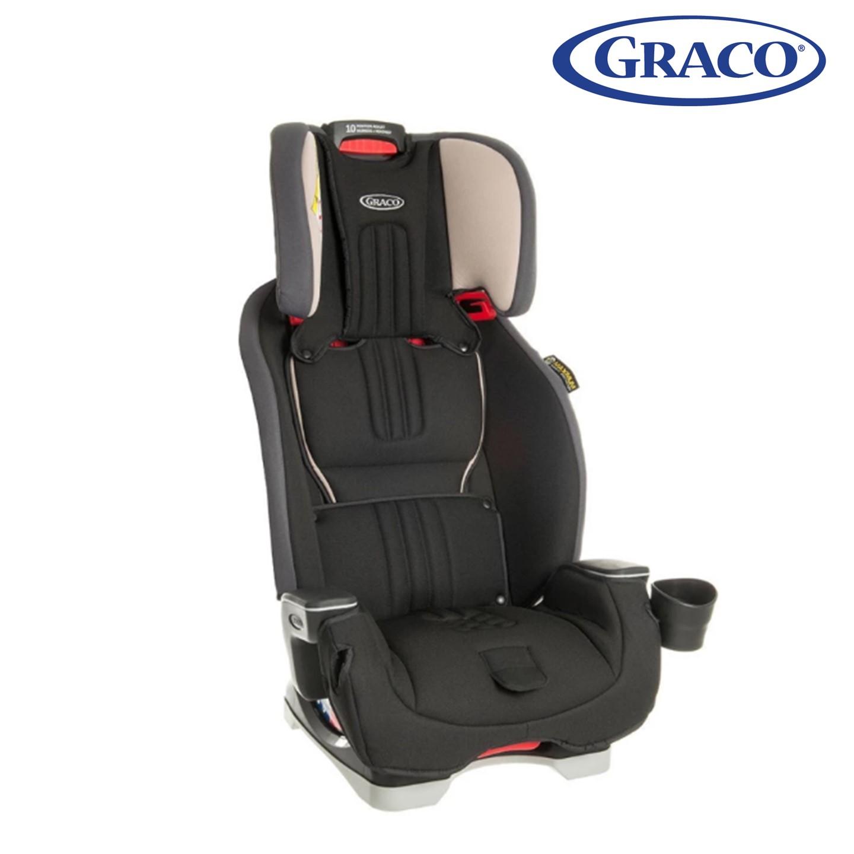 GR4308AE99ALIE Graco Milestone Car Seat - Aluminium (2)
