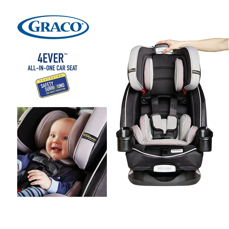 GR4308AH100TNE Graco 4Ever Safety Surround - Tone (5)