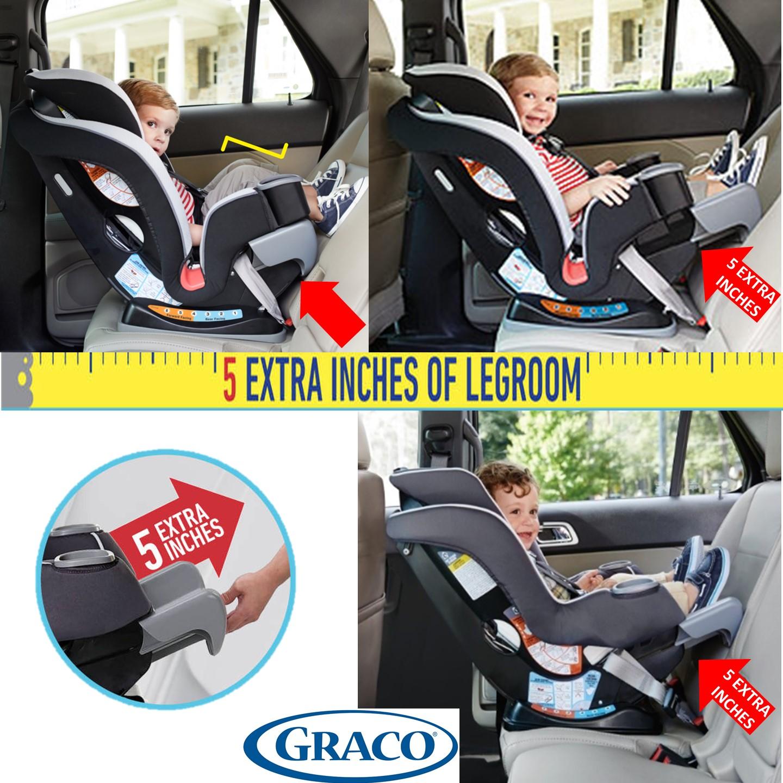 GR4308AQ00GOT0 GRACO ENTENDED2FIT CAR SEAT GOTHAM (5)