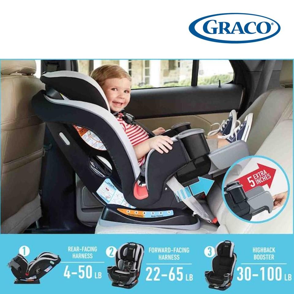GR4308AR00GNE0 Graco Extend2Fit 3 In 1 Car Seat Garner (7)