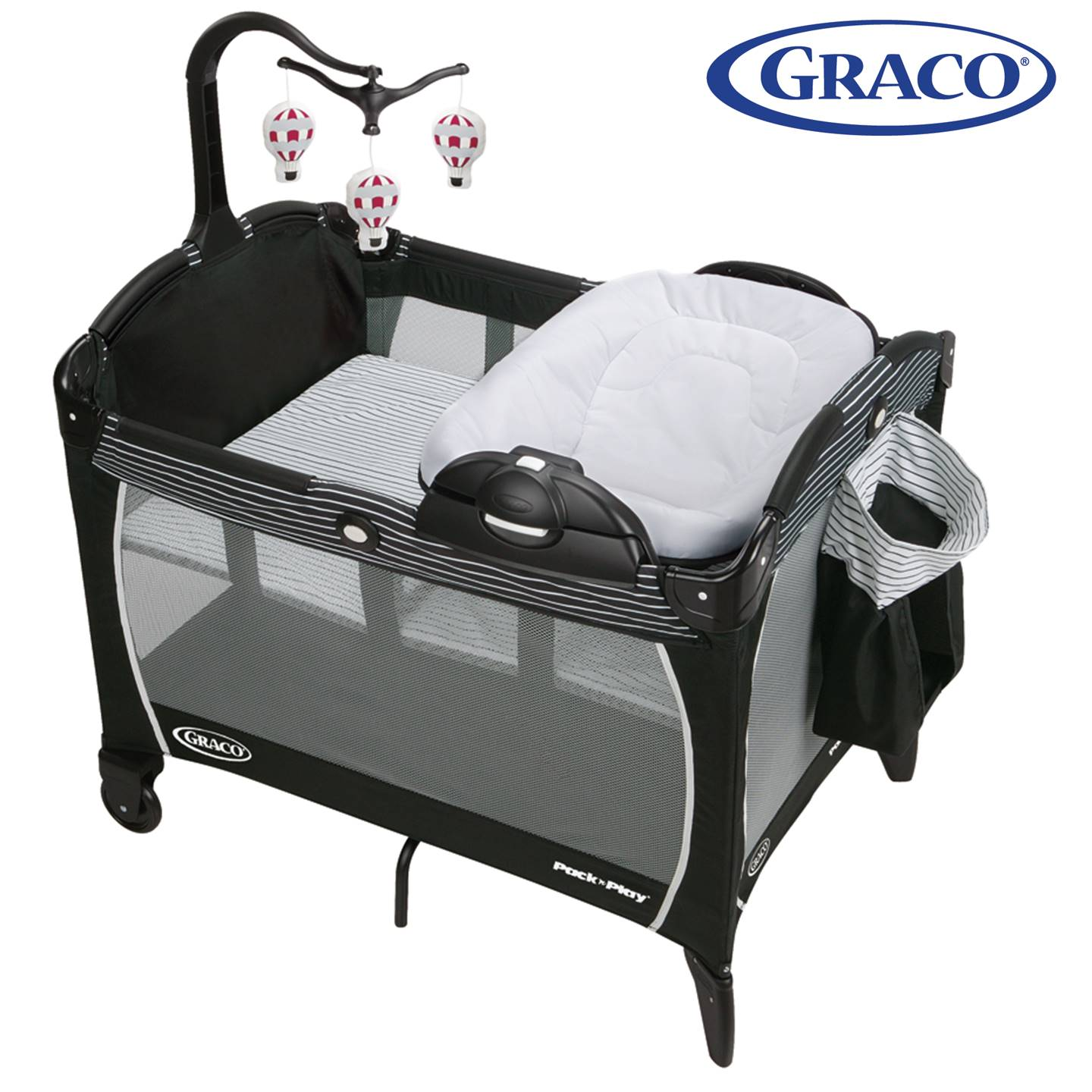 GR4409D50SDI00 Graco Pnp Portable Napper Changer-Studio (1)